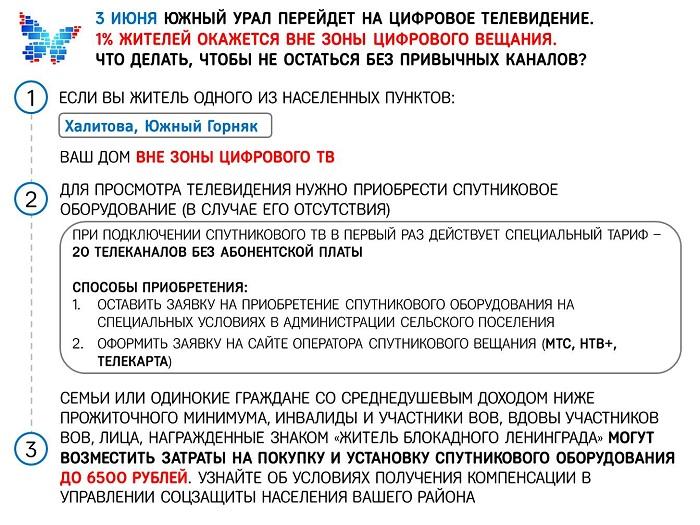 Листовка вне ЦТВ Аргаяшский
