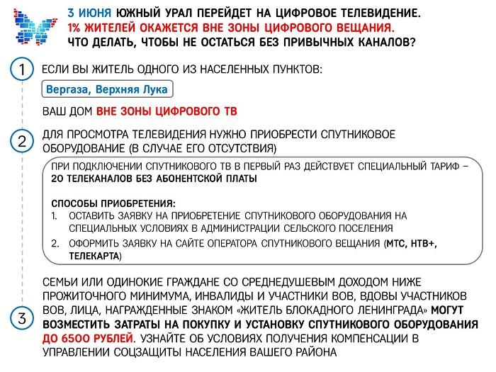 Листовка вне ЦТВ Усть-Катав