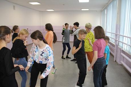 Театр юных сорванцов на мастер-классе (1)