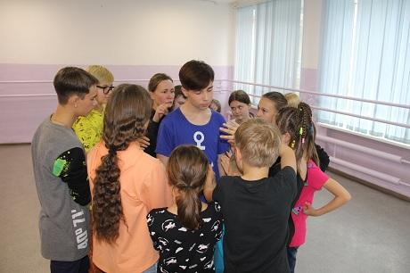 Театр юных сорванцов на мастер-классе (6)